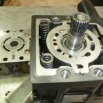 Reparation pompe hydraulique sauer 90