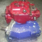 pompe hydraulique linde bpv , moteur linde bmf