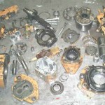 demontage_pompe_hydraulique_rexroth_a4v56