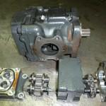 pompe-hydraulique-komatsu-revision