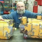 reparation pompe hydraulique moteur-hydraulique denison goldcup