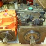 sauer 90 reparation pompe hydraulique