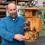revision-pompe-hydraulique-liebherr LPVD 64