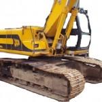 pelle mecanique hydraulique JCB