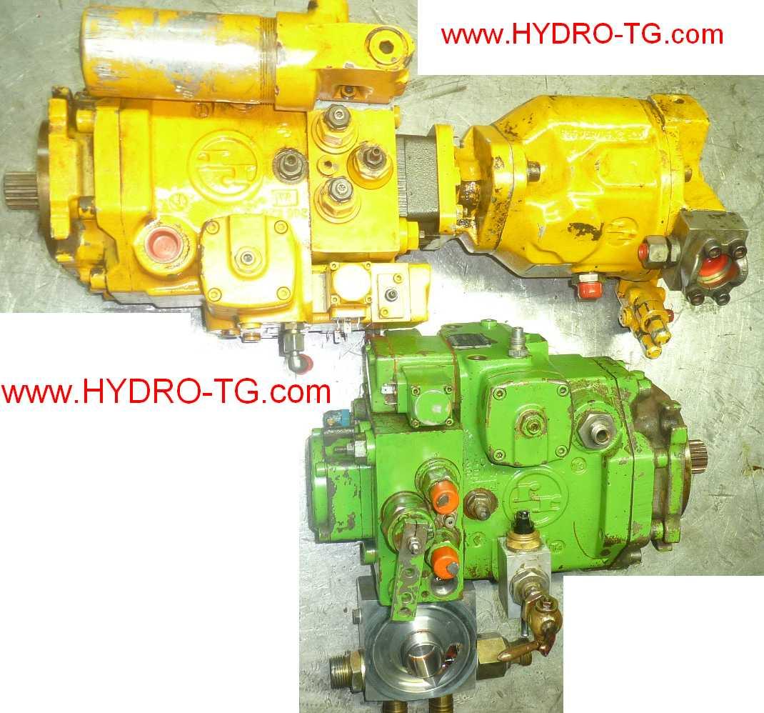 pompes Hydromatik A4V71 Rexroth a4v