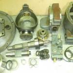 reparation pompe hydraulique liebherr LPV-130
