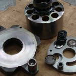 revision pompe hydraulique volvo