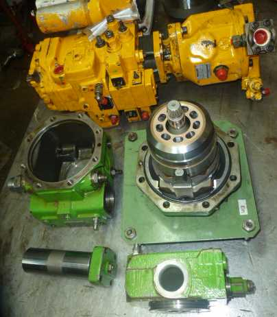 a4v71 pumps Hydromatik A4V