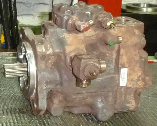 komatsu-reparation-hydraulique-pompe