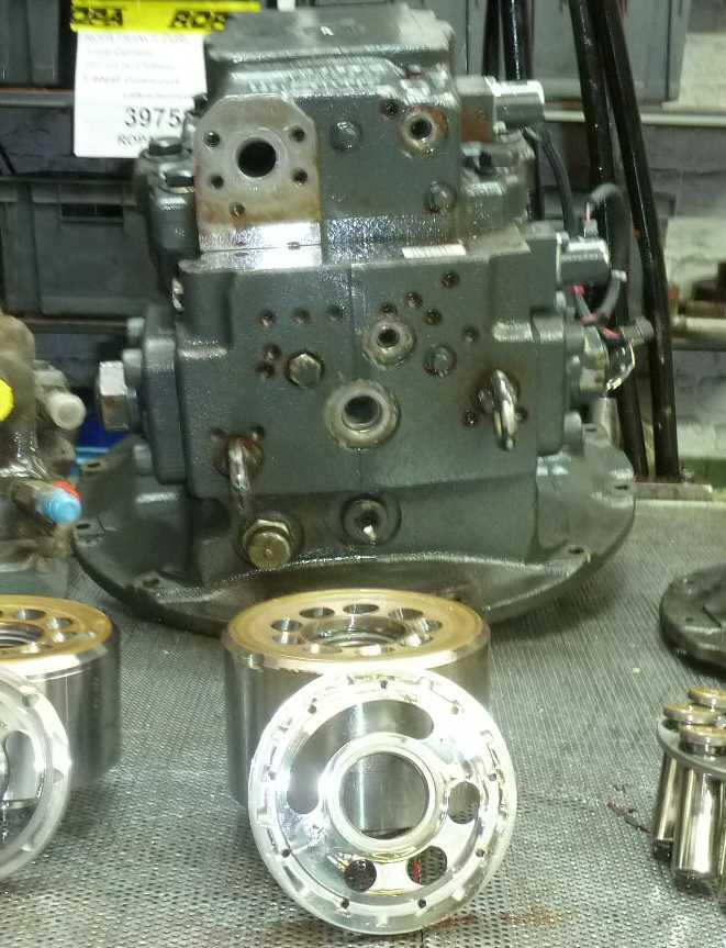 reparation-pompe-komatsu