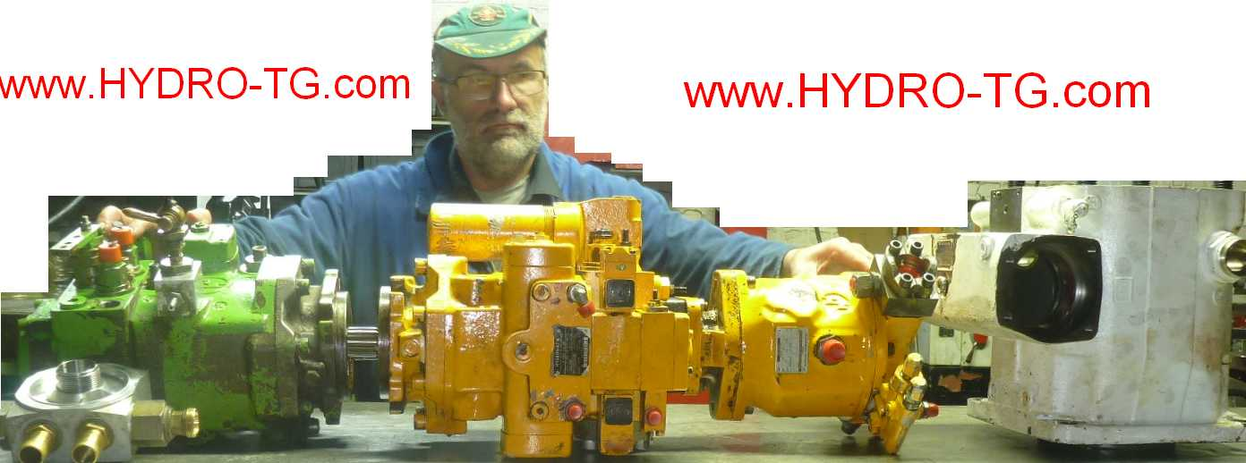 pompe hydraulique a4v71 Rexroth-Hydromatik a4v