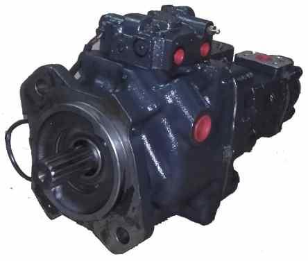 PC80-reparation-pompe-hydraulique-PW98-KOMATSU