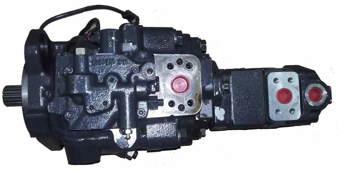 pompe-hydraulique-reparation-PW98-KOMATSU