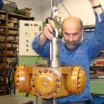 revision moteur hydraulique pistons radiaux