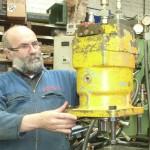 revision-moteur-hydraulique-denison-goldcup
